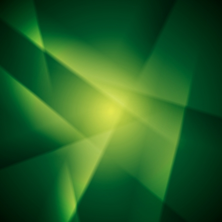 Dark green abstract background. Vector illustration eps 10 Vector