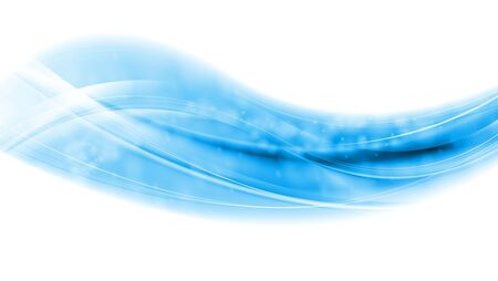 abstract waves: Elegant wavy design.