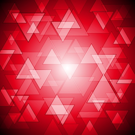 Abstract geometrical background. Vector design Stock Vector - 18264359