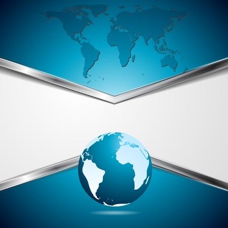 blue metallic background: Dark blue technology background. Vector design