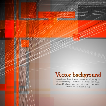 Concept technology background. Vector design eps 10 Vector