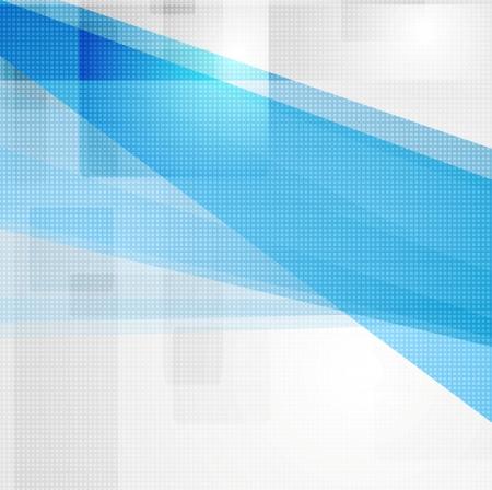 dibujo tecnico: Fondo brillante de alta tecnolog�a moderna