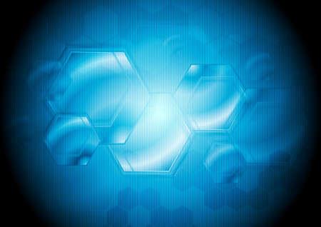 Concept technology abstract background. Vector design Vector