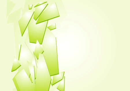 splinters: Abstract glass splinters design. Eps 10 vector background