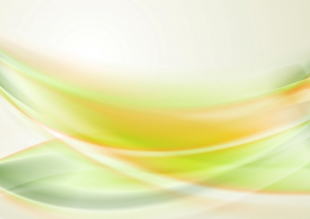Colourful abstract vector waves background