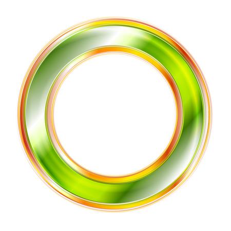 elegant vector: Elegant vector shiny circle