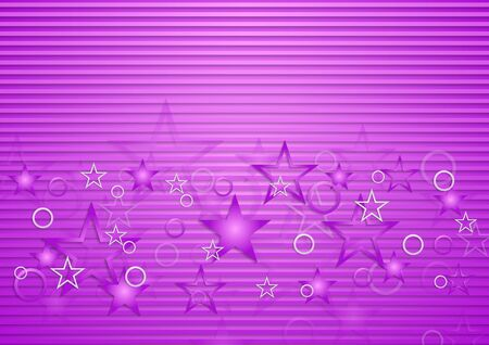 Abstract purple concept background Vector