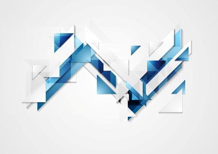 geometria: Brillante de alta tecnolog�a geometr�a fondo. Dise�o vectorial Vectores