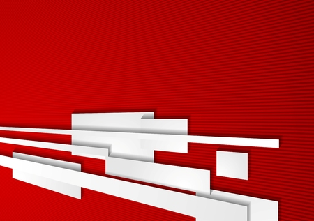 technology abstract background: Abstract corporate red motion tech background. Vector design