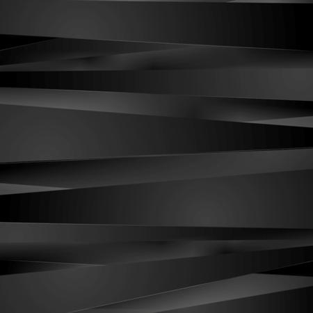 검은 색 줄무늬 추상적 인 배경. 벡터 일러스트 레이 션 (10)를 주당 순이익 일러스트