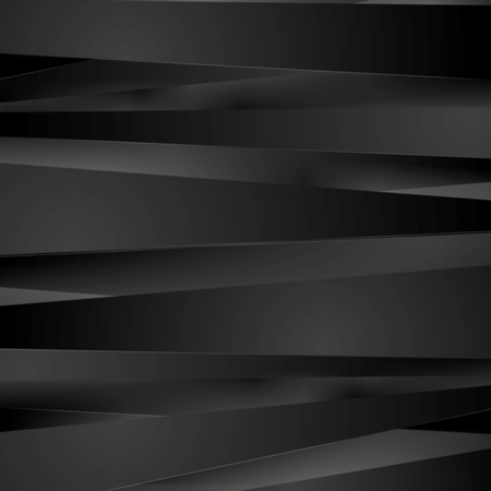 Black stripes abstract background. Vector illustration eps 10