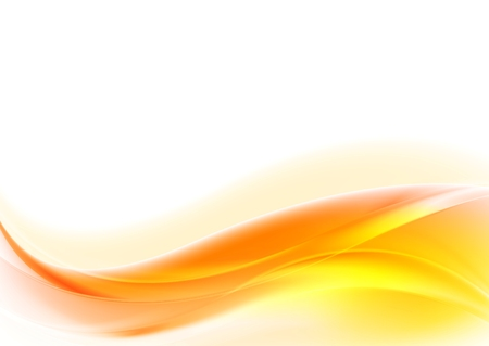 Bright shiny wavy abstract background. Vector design