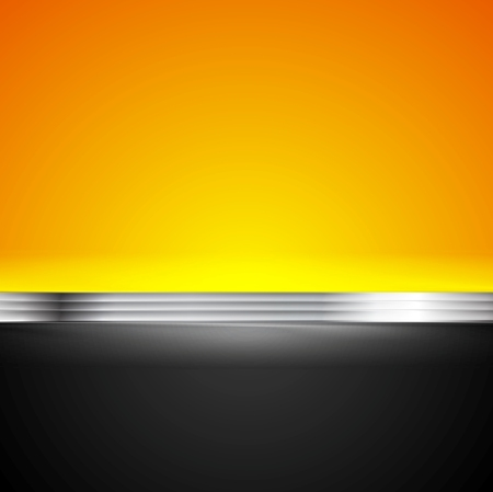 metallic background: Abstract corporate bright background with metallic stripe.