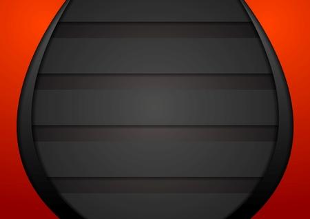 Kontrastunternehmens Tech-Hintergrund. Standard-Bild - 35863600