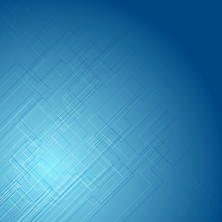 Blue tech texture design. Vector background