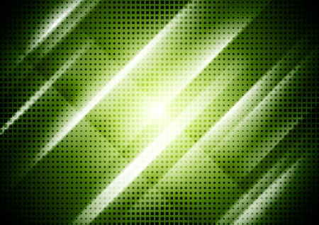 shiny background: Dark green abstract shiny background. Vector illustration