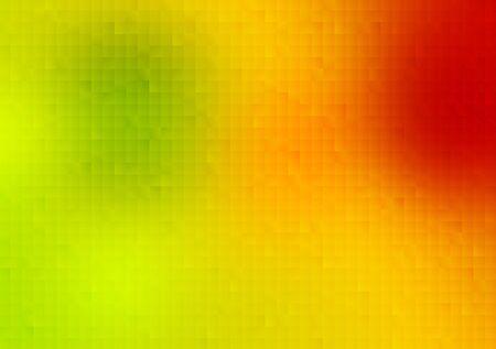 iridescent: Tech vector background. Gradient mesh