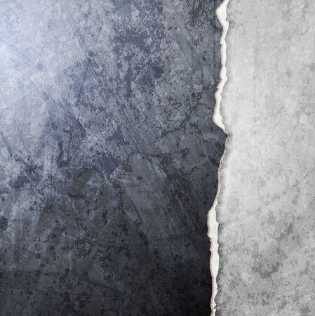 pared rota: Grunge abstracto dise�o de la pared rota. fondo de arte