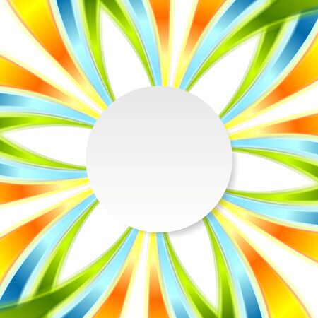 iridescent: Shiny colorful background.  Illustration