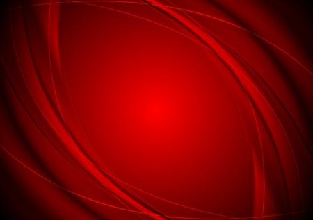 smooth background: Dark red smooth wavy background.