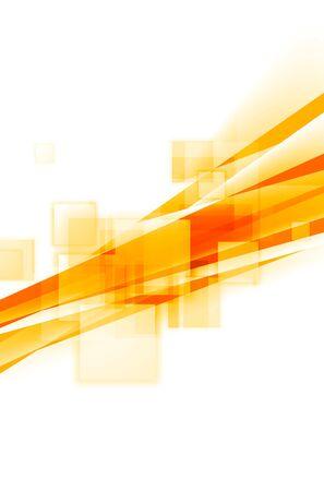 Abstract tech concept background. Vector squares design Vector
