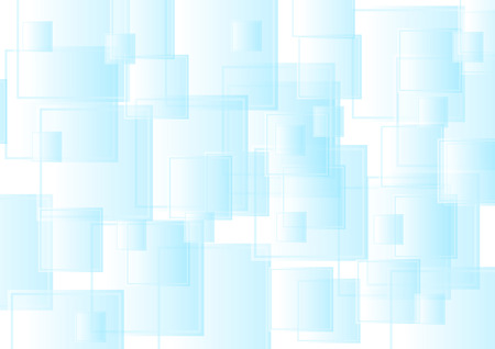 Light blue tech background. Vector design