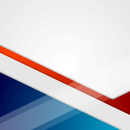 Corporate geometric minimal background. Vector tech design