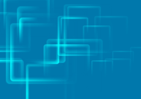 Technology design with squares. Vector background