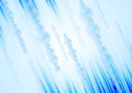 iridescent: Abstract blue elegant modern background. Vector design Illustration