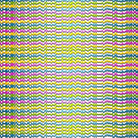 rough: Abstract colorful rough stripes background