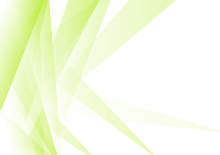 Abstract green minimal tech background