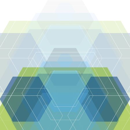 minimal: Abstract minimal geometric tech design