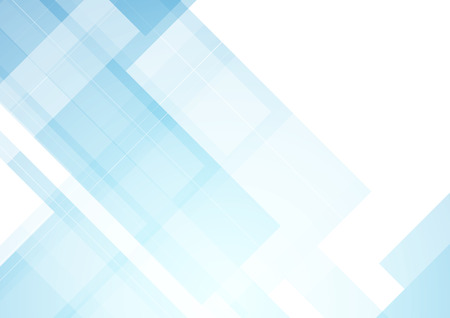Minimal blue tech abstract background. Vector design Illustration