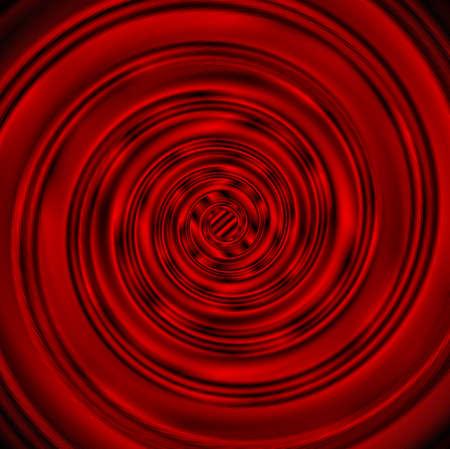rojo oscuro: Dark red glossy swirl background. Vector design Vectores
