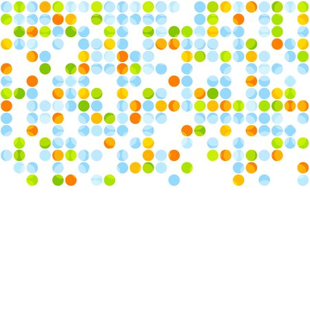 retro circles: Bright abstract retro circles design. Vector background Illustration