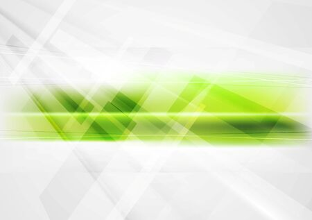green technology: Abstract green technology vector corporate background