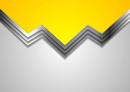 metallic background: Abstract bright metallic graphic design. Vector background