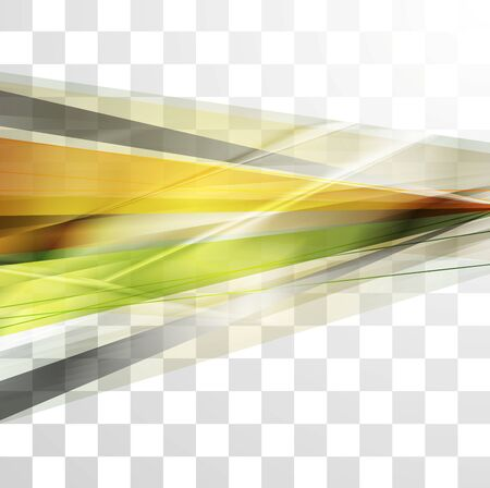 background abstraction: Concept colorful stripes tech abstraction. Vector background