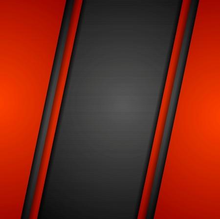 dark red: Abstract dark corporate background. Vector illustration