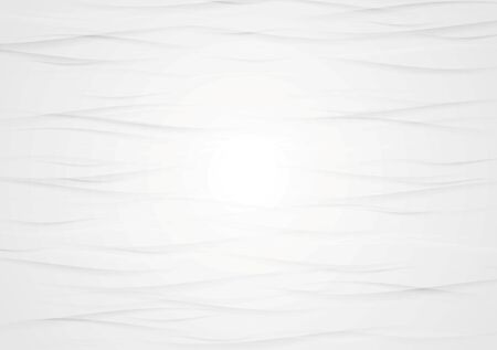 grey background texture: Abstract wavy light grey texture background. Vector graphic design
