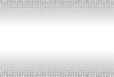 shiny background: Shiny light sparkling grey squares background. Vector illustration, flyer brochure graphic design, web technology template