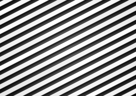 diagonal stripes: Black and white abstract diagonal stripes pattern design. Vector corporate background Illustration