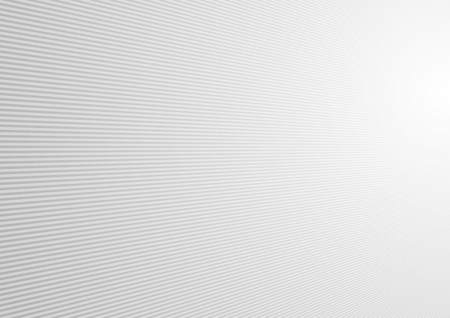 Light grey abstract lines tech background. Vector design Ilustração