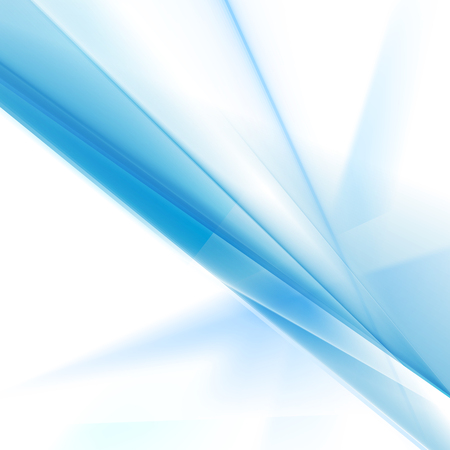 Abstract bright blue stripes gradient background. Vector design illustration Иллюстрация