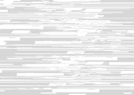 Abstract grey grunge tech stripes vector modern background