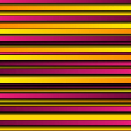 Bright purple and orange geometric smooth stripes abstract