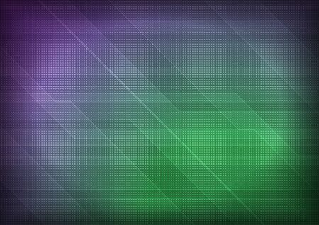 Bright minimal geometric linear and dotted abstract background. Vector design