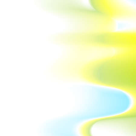 Colorful liquid smooth waves abstract
