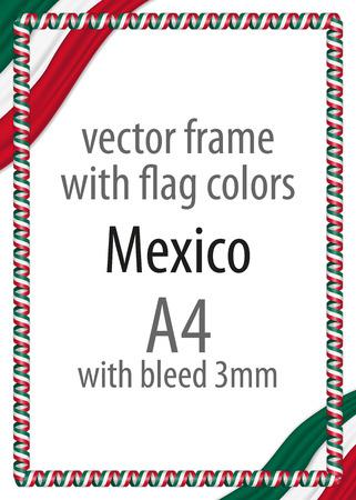 Erfreut Mexikanische Flagge Färbung Ideen - Ideen färben - blsbooks.com
