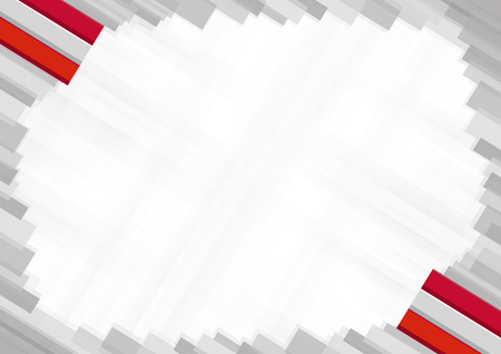 Border made with Denmark national colors. template elements for your certificate and diploma. Horizontal orientation. Vector
